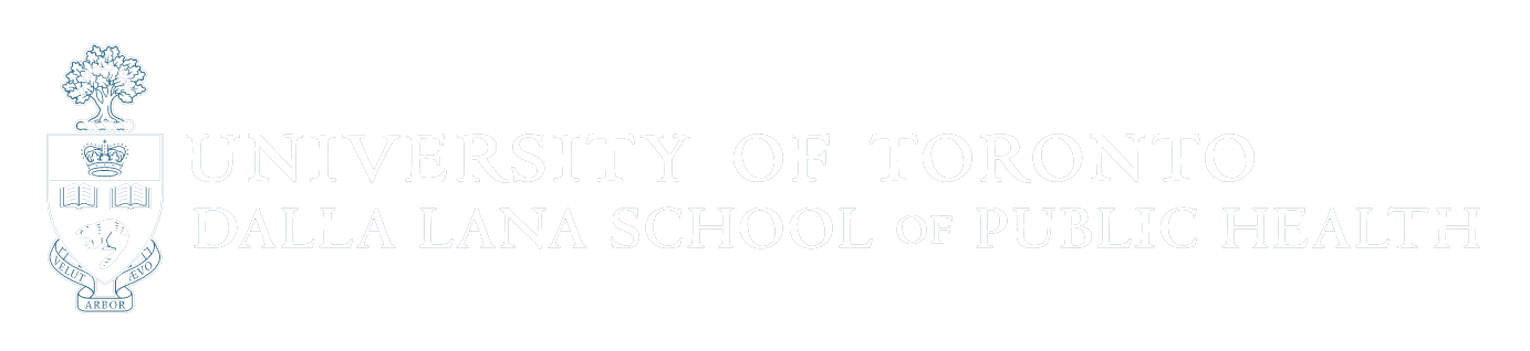 Dalla Lana School of Public Health Logo